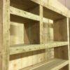 Industrial furniture bookcase 3